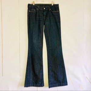 Citizens Of Humanity Faye Dark Wash Denim Jeans